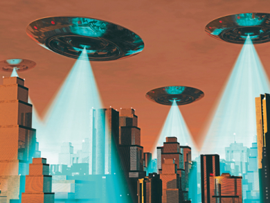 Dubai: Sci-fi city