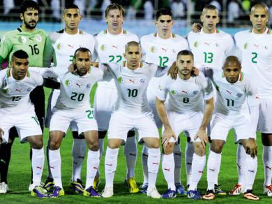 Group H: Algeria