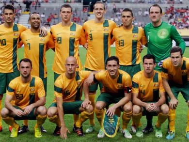 Group B: Australia