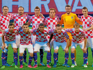 Group A: Croatia