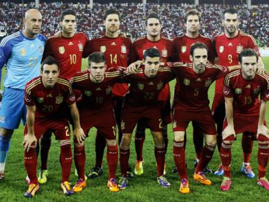 Group B: Spain