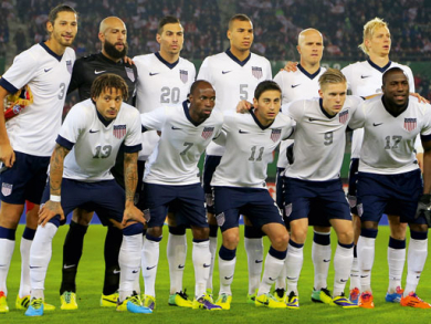 Group G: USA