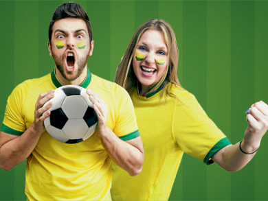 Where to watch the World Cup 2014