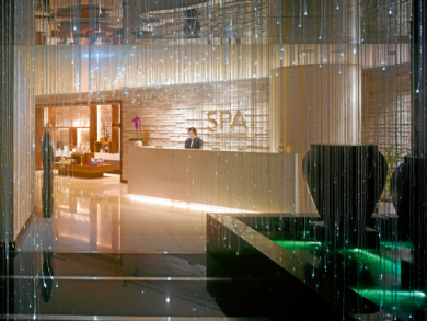 Spa InterContinental tried and tested