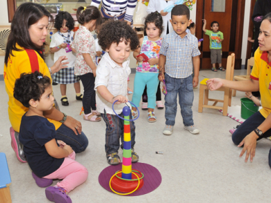 The Childcare Centers Report