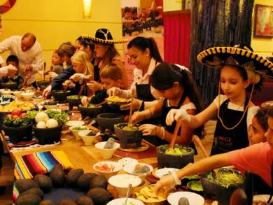 Rosa Mexicano birthday parties