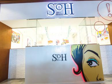 SoH Dubai salon tried and tested