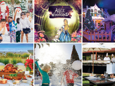 7 festive ideas for Dubai families