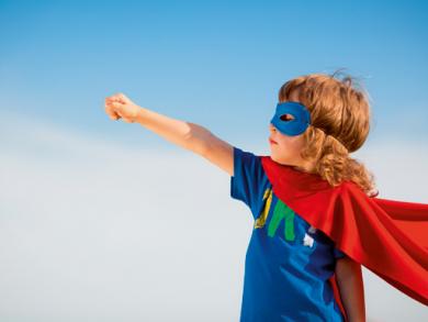 Dubai Hero parties for kids