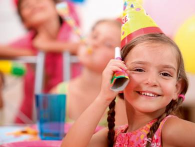 Tony Roma's parties for kids