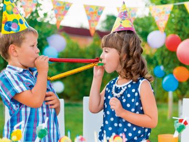 Unique Dubai parties for kids
