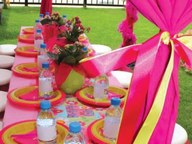 Little Sparkles Parties in Dubai
