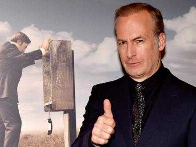 Bob Odenkirk talks Better Call Saul