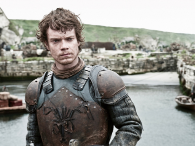 Interview: Game of Thrones' Alfie Allen