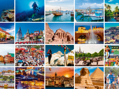 Travel: Great summer holidays