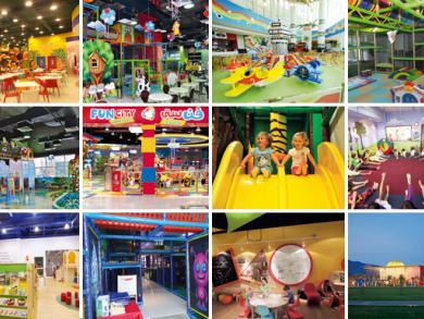 12 indoor play areas in Dubai