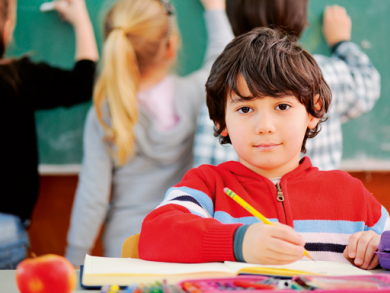 Pre-school education in Dubai