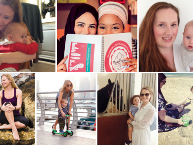 Dubai's best bloggers - mums