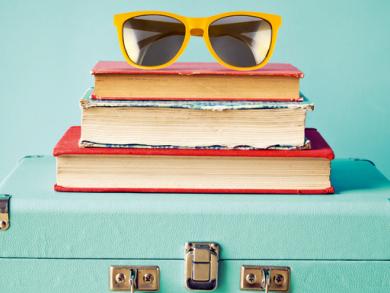 Best Beach Books 2015