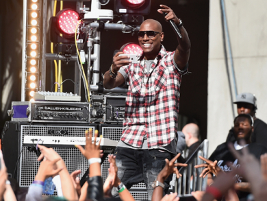 Tyrese Gibson interview