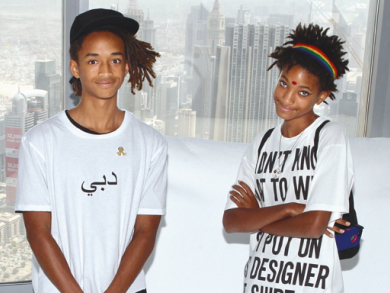 Jaden and Willow Smith interview