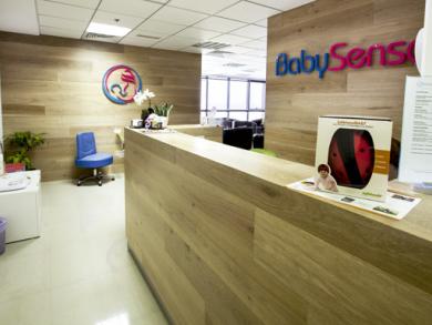 Baby Senses in JLT, Dubai