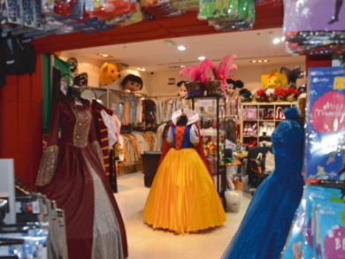 Mr Ben's costume hire in Dubai