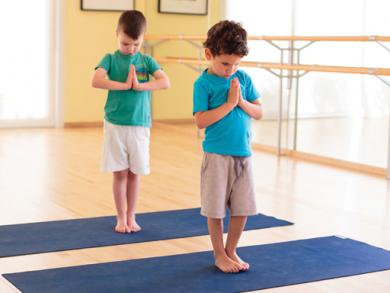 6 yoga poses for kids