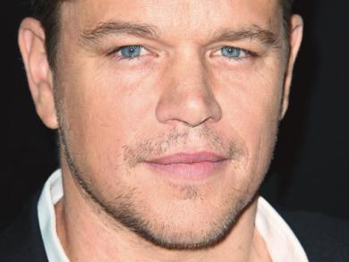 5 questions for Matt Damon