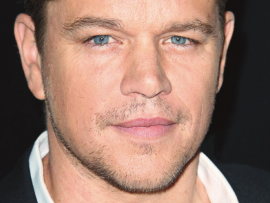 5 questions for Matt Damon
