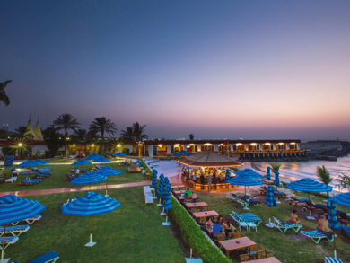 Best beaches in Dubai for peace and quiet