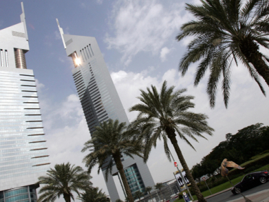 Could Emirates Towers host world record bid like The Walk?