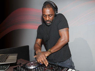 Idris Elba interview, Dubai 2015