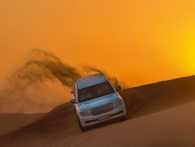Guide to off-roading in the UAE
