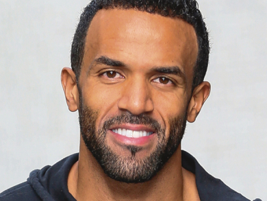 5 questions for Craig David