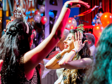 New Year's Eve dinner deals in Dubai