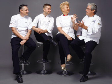 Dubai's best chefs on Time Out Dubai Young Chef Of The Year