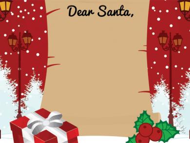 Your Christmas wishlist