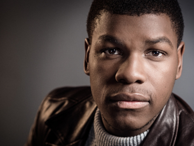 John Boyega interview for Star Wars: The Force Awakens