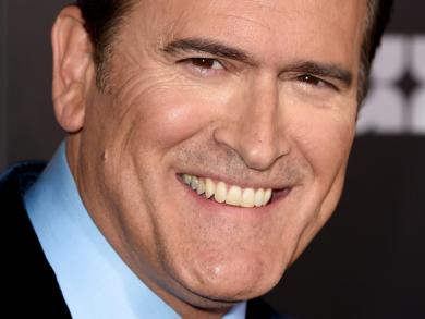Bruce Campbell interview