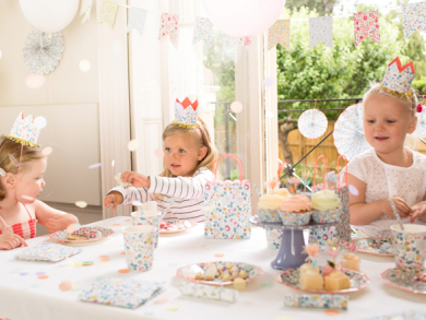 Advice on children's birthday party planning in Dubai