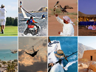 Eight reasons why RAK is an outdoor lovers' paradise
