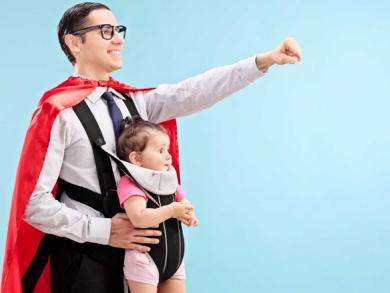 Dubai's Ten Top reasons every parent is a superhero