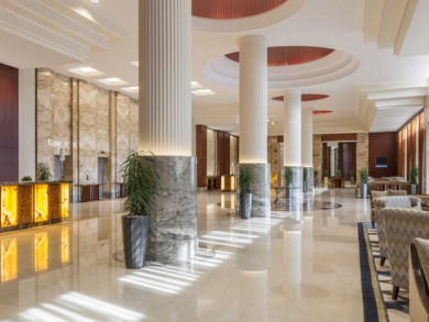 Review: Sheraton Oman Hotel