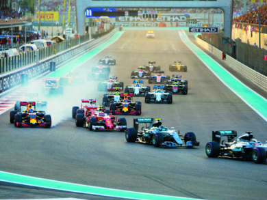 Abu Dhabi Grand Prix tickets on sale now