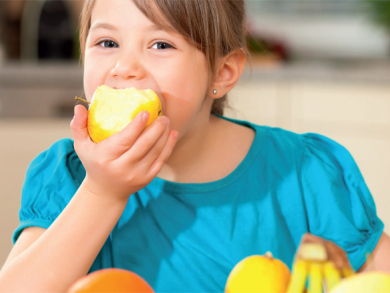 The importance of vitamins for kids