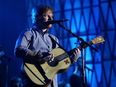 Ed Sheeran pre-registration closed