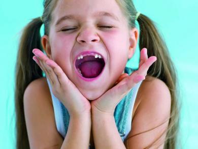 Dental advice for children in Dubai
