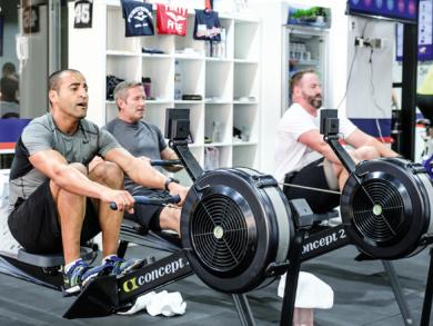 F45 training in Dubai Marina