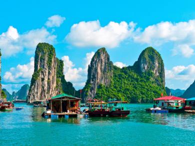 Visit vibrant Vietnam